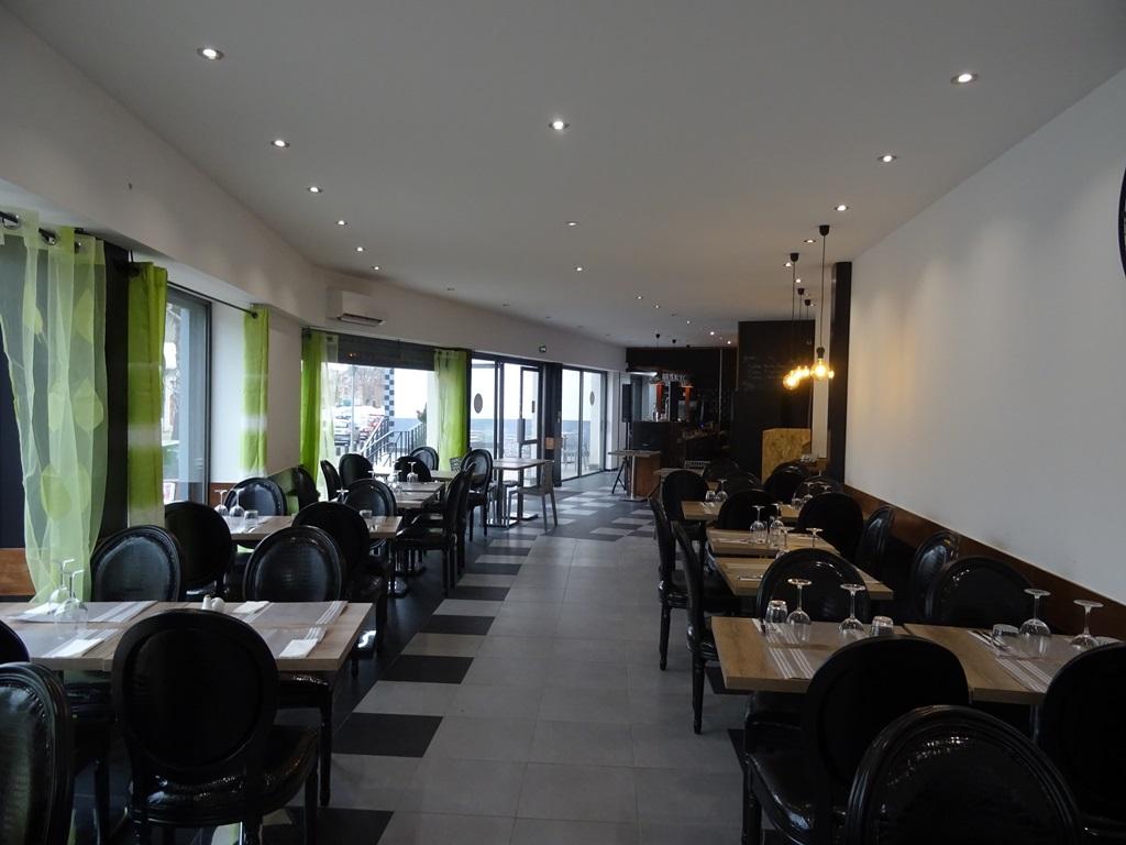 Salle restaurant @