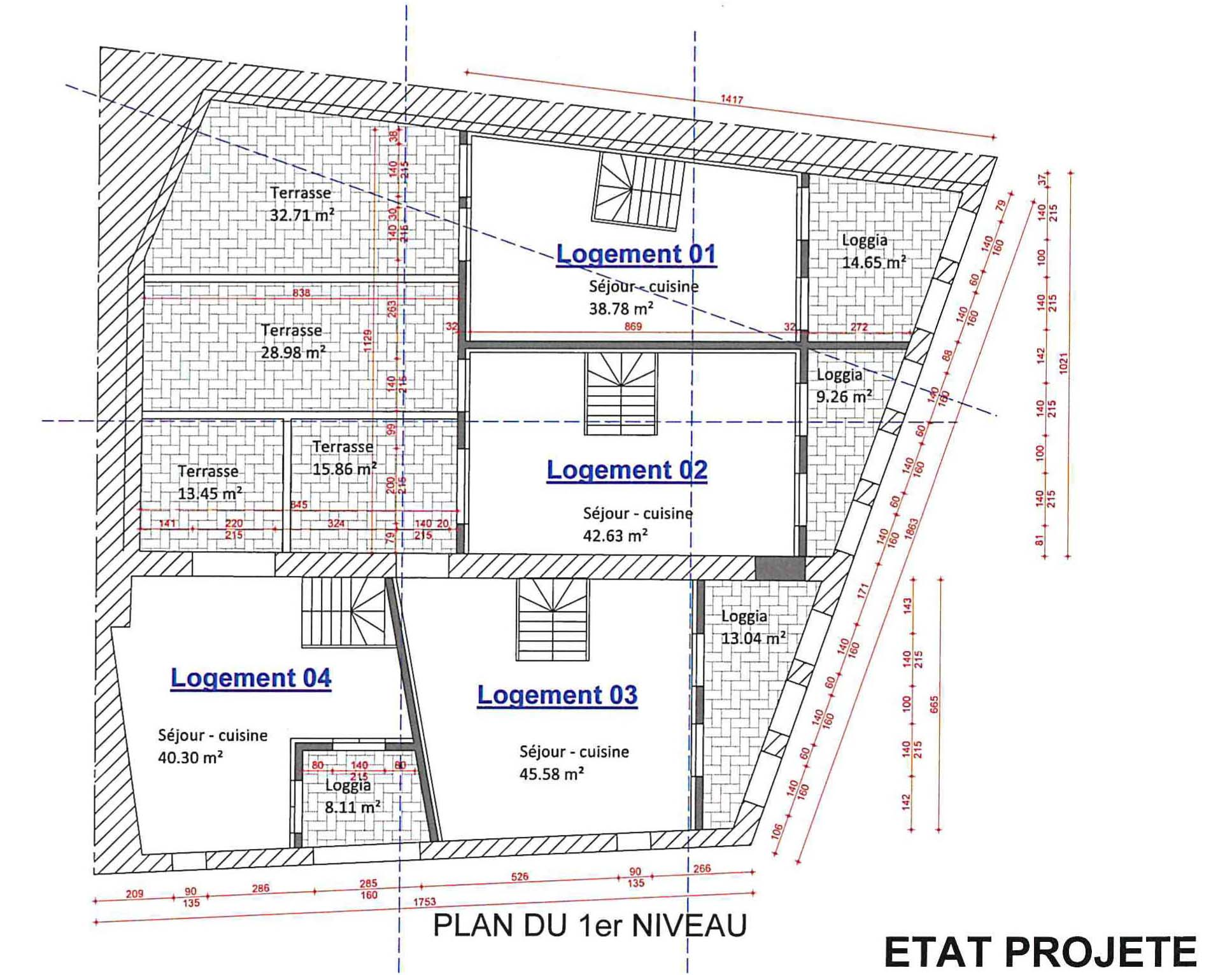 0 Scan 11 Plan 1er niveau