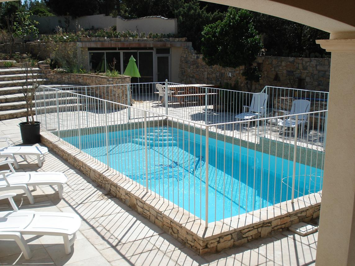 0 La piscine terassearc R
