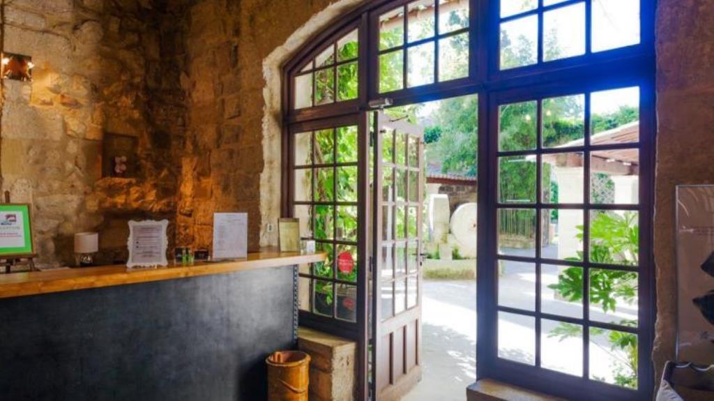 reception patio